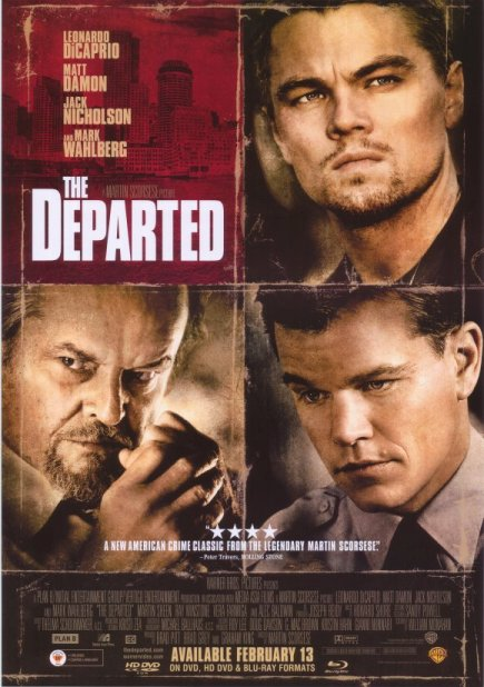 Cinemascope: The Departed [2006]
