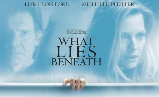 What Lies Beneath Was All Wrong. What Lies Beneath is the type of film… |  by Brett Seegmiller | Brett Seegmiller | Medium